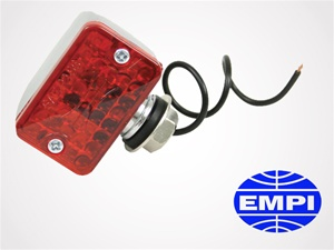 Micro-Mini Tail Light Assembly, Red