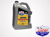 Break-In Oil 5 Quart