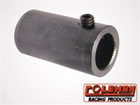 "Steering Coupler 3/4"" x 48 Spline"