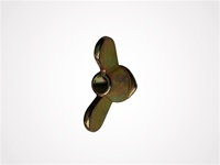 Wing Nut Adjuster 7mm