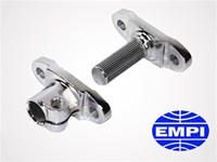 Chrome Steering Coupler Set