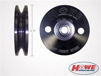 "T/C 4 1/2"" Aluminum Pulley VW"