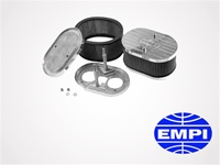 "Empi Billet Aluminum Air Cleaner Assemblies, 7"" X 4-1/2"" X 3-1/2"""