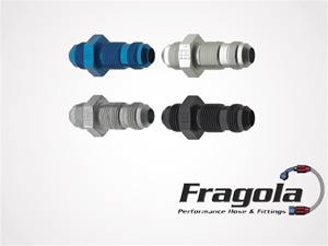 Fragola Straight Bulkhead