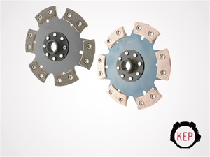 Kennedy Engineered Products 6 Puck Clutch Disk 228MM