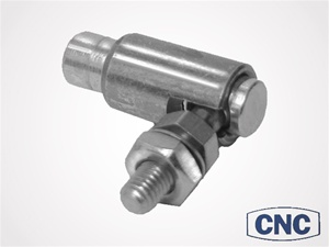 "CNC 3/16"" Ball Joint-Cable End"