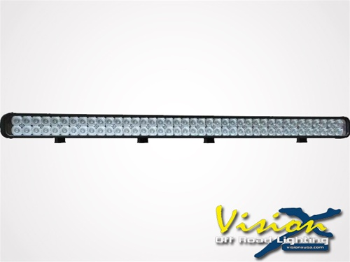Vision x 42 xmitter led bar black eighty 3 watt leds lighting 42 xmitter led bar black eighty 3 watt leds aloadofball Image collections