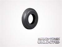 Sand Tires Unlimited Razor Back Front Sand Tire